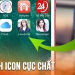 Mẹo thay đổi icon ứng dụng bằng công cụ trực tuyến Micon
