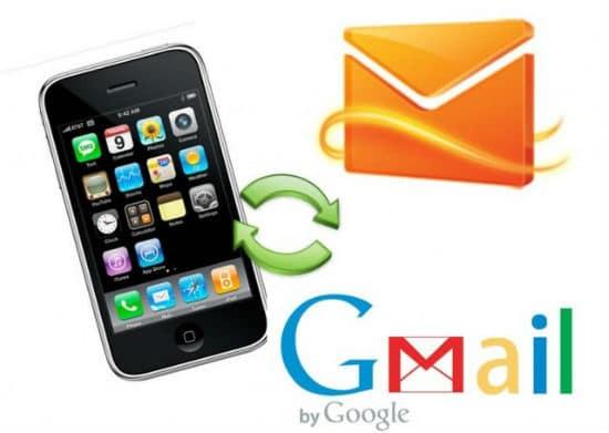 Cách đồng bộ danh bạ iPhone với gmail