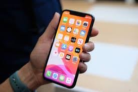 Màn hình iPhone 2019