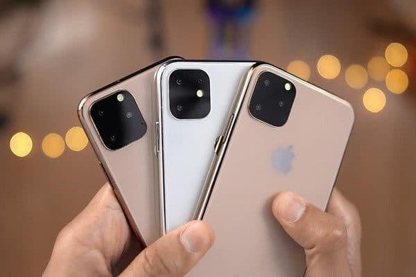 Tthiết kế iPhone 11, 11 Pro và Pro Max