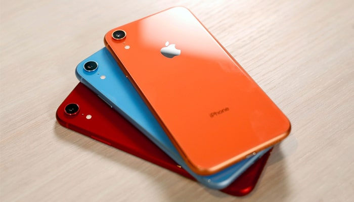 iPhone Xr có mấy màu