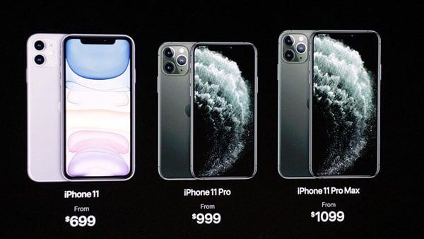 iPhone 11 chính hãng có giá bao nhiêu