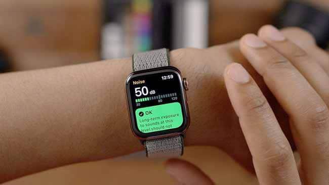 Tắt âm thanh thông báo trên Apple Watch