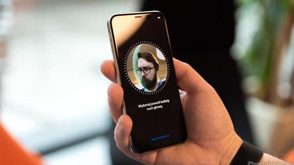Face ID nhanh hơn