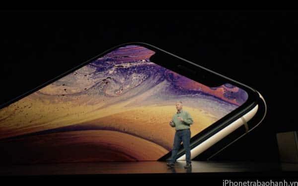 Giới thiệu iPhone Xs