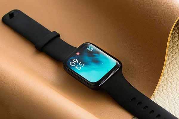 Kiểm tra hình thức máy bên ngoài của Apple Watch