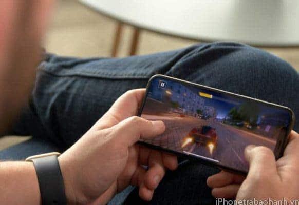 Thời lượng pin iPhone XS