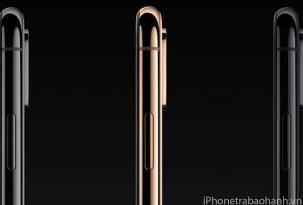 Thiết kế không thay đôi so với iPhone X