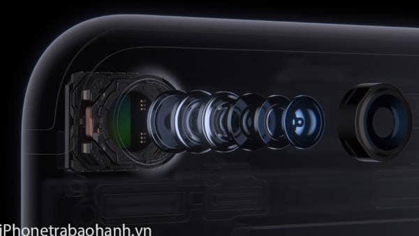 Camera iPhone 7 32GB được cải tiến