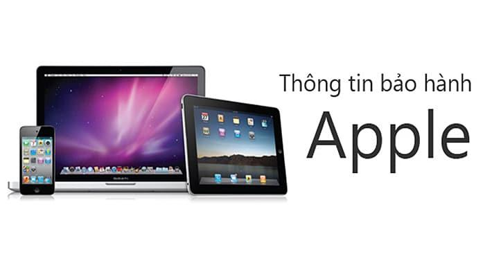 Dịch vụ đổi bảo hành Apple