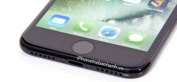 Phím Home được làm mới trên iPhone 7 Plus