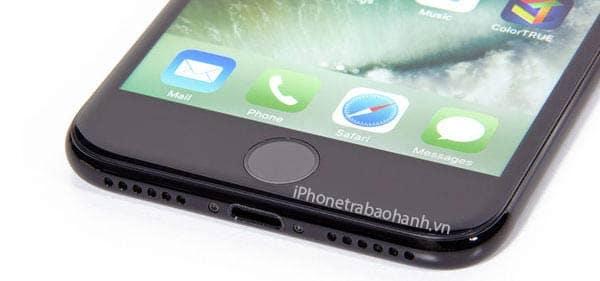 Phím Home cảm ứng lực đời mới trên iPhone 7
