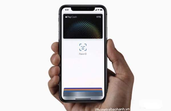 iPhone X được trang bị công nghệ nhận diện khuôn mặt Face ID