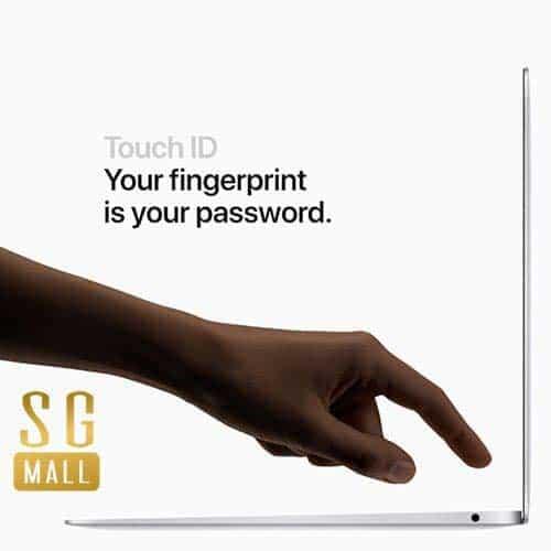 Bảo mật Touch ID