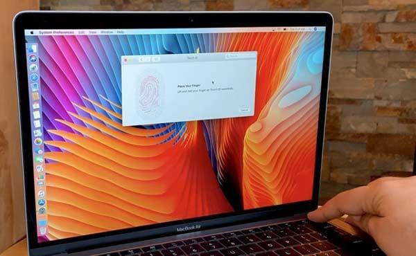 Bảo mật tốt và tiện lợi hơn với cảm biến Touch ID