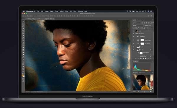 Cấu hình Macbook Air 13 inch 2019