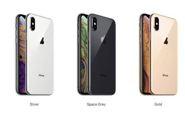 Giá iPhone Xs