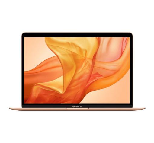 Macbook air 2020 Gold iPhone trả bảo hành