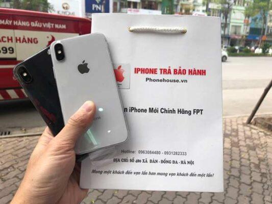 iPhone trôi bảo hành là gì