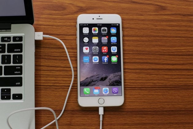 Sữa lỗi iTunes không nhận iPhone