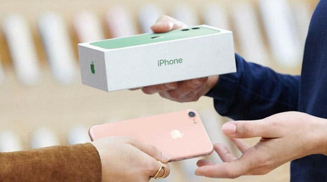 Đổi mới iPhone giá rẻ tại Phonehouse