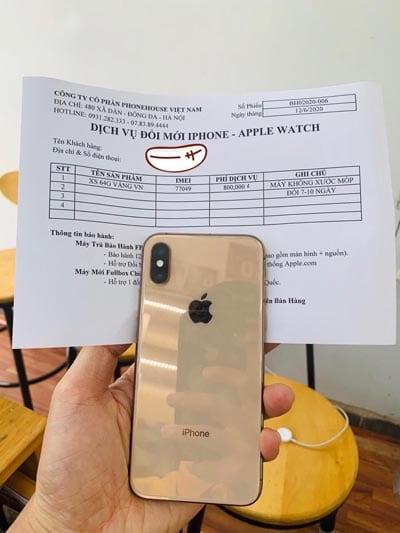 Đổi mới iPhone giá rẻ tại Shop Phonehouse