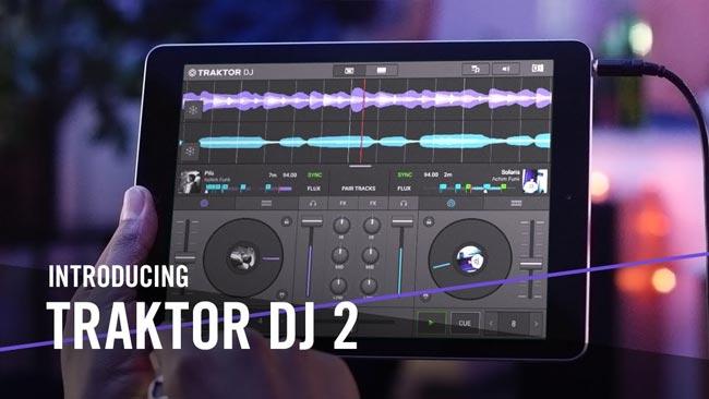 Traktor DJ 2