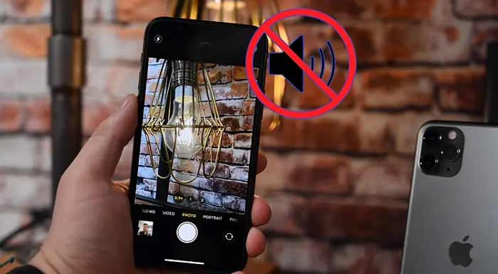 Cách tắt tiếng video trên iPhone
