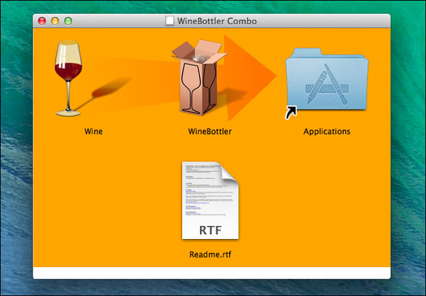 Chạy Windows trên Mac bằng Wine