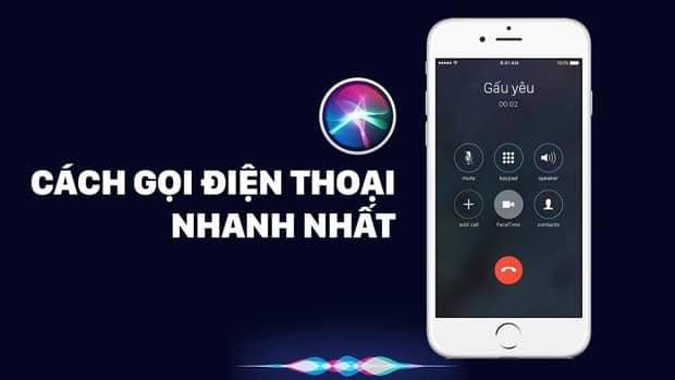 Gọi điện nhanh chóng