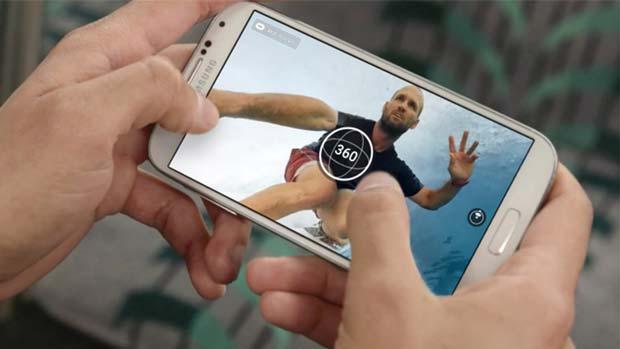 Ảnh 360 độ là gì