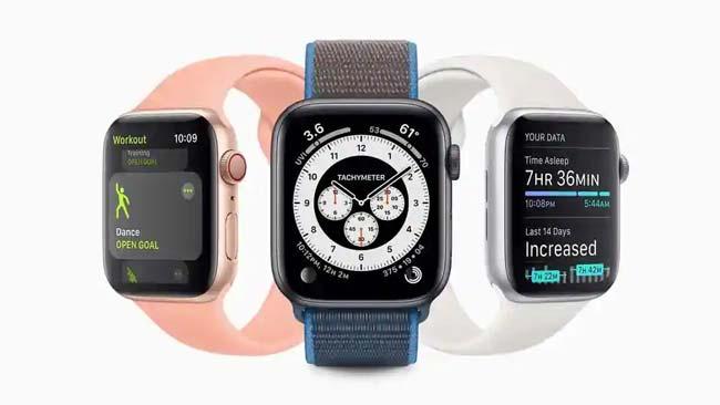Các tính năng có trên Apple Watch SE