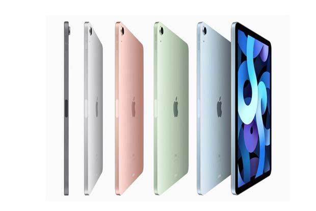 iPad Air 4 sẽ có 5 phiên bản màu sắc bắt mắt