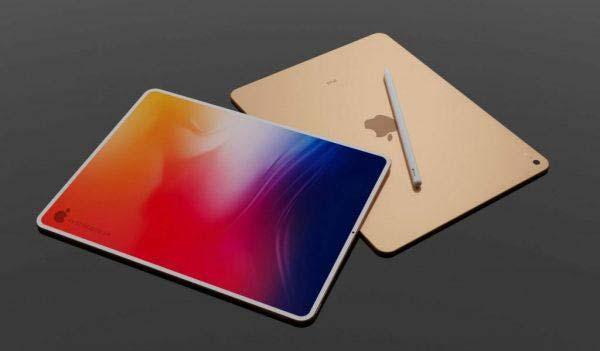 Thiết kế iPad Air 4 gần với thiết kế iPad Pro