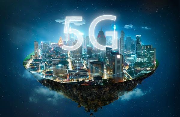 Công nghệ mới kết nối không dây và 5G
