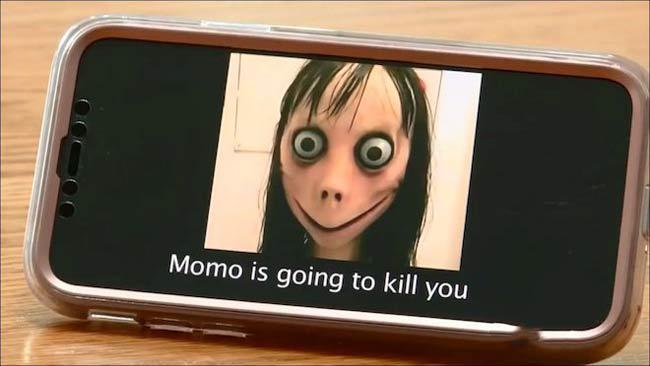 Cách thức hoạt động của thử thách Momo