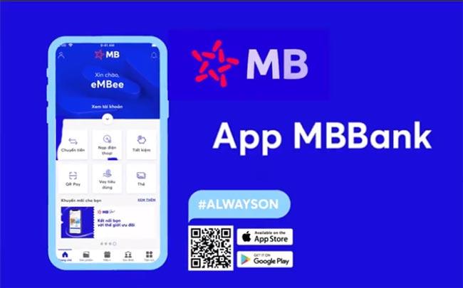 Ứng dụng MB Bank