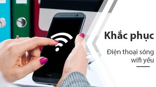 Dấu hiệu cho thấy điện thoại Oppo bắt Wifi kém