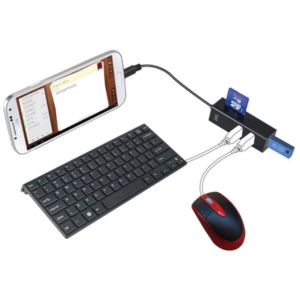 Kết nối với các thiết bị hỗ trợ