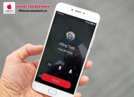 Nguyên nhân gây ra lỗi gọi video messenger bị ngược màn hình