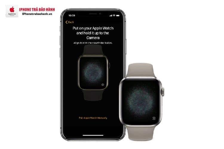 Reset Apple Watch bằng iPhone hoặc iPad